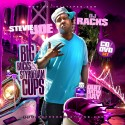 Stevie Joe - Big Bucks & Styrofoam Cups mixtape cover art