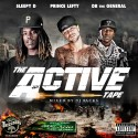 The Active Tape mixtape cover art