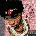 Tray100k - For The Riches & Fame mixtape cover art
