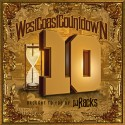 Westcoast Countdown 10 mixtape cover art