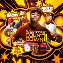 Westcoast Countdown 11 mixtape cover art