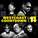 Westcoast Countdown 14 mixtape cover art
