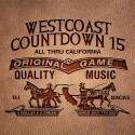 Westcoast Countdown 15 mixtape cover art