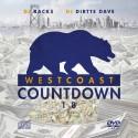Westcoast Countdown 18 mixtape cover art