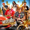 Westcoast Countdown 21 mixtape cover art