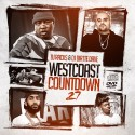Westcoast Countdown 27 mixtape cover art