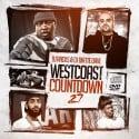 Westcoast Countdown 27 mixtape cover art