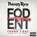 Young J Bay - F.O.D. Ent. mixtape cover art