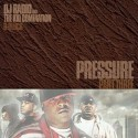 D-Block - Pressure, Pt. 3 mixtape cover art