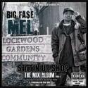Big Fa$e Mel - Settin Up Shop mixtape cover art