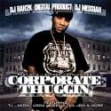 Corporate Thuggin mixtape cover art