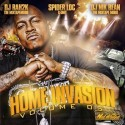 Home Invasion, Vol. 5 mixtape cover art