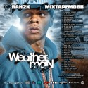 Papoose - The Weatherman, Part 3 mixtape cover art