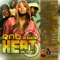 R&B Heat, Vol. 8 mixtape cover art