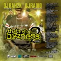 That's The Bizzness, Vol. 2 mixtape cover art