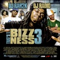 That's The Bizzness 3 mixtape cover art