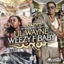 Lil Wayne VS. Weezy F Baby mixtape cover art