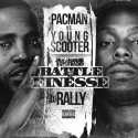 Pacman vs Young Scooter (Battle Of Finesse) mixtape cover art