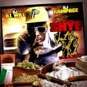 Shye - Shut Up, Roll Up & Ride mixtape cover art
