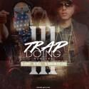 Trap Doin' Numbers 3 mixtape cover art