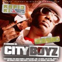 Magno - City Boyz (2 CDs) mixtape cover art