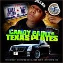 Killa Kyleon - Candy Paint & Texas Plates mixtape cover art