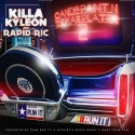 Killa Kyleon - Candy Paint & Texas Plates 2 mixtape cover art