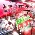 Whut It Dew Radio (2 Disc) mixtape cover art