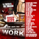 Bakin Soda Bizz - Soda Doing Work mixtape cover art