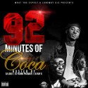 92 Minutes Of Coca mixtape cover art
