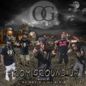 O.G.E. - From The Ground Up mixtape cover art