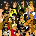 Smoke DZA & 183rd - Ringside 2 (EP) mixtape cover art