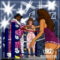 Smoke DZA & 183rd - Ringside 3 (EP) mixtape cover art