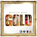 Gold mixtape cover art