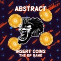 Abstract - Insert Coins EP mixtape cover art