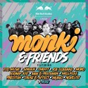 Monki & Friends - EP 2 mixtape cover art