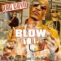 Blow It Up mixtape cover art