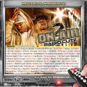 On Air Radio Cutz, Vol. 3 mixtape cover art