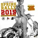 Spring Rally 2015 (Myrtle Beach Bike Week Edition) mixtape cover art