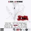 Tink - Blunts & Ballads mixtape cover art