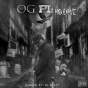 OG.PI - No Love mixtape cover art