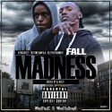 WhoTFisJC & WhoTFisDrayB - Fall Madness mixtape cover art