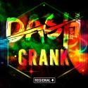 Dash Slktr - Crank EP mixtape cover art