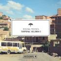 Temporal 3 mixtape cover art