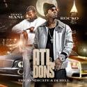 ATL Dons (Gucci Mane & Rocko) mixtape cover art