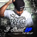B-$treet - The Re-Up mixtape cover art