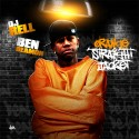 Ben Beamon - Orange Straight Jacket mixtape cover art