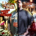 Bigg Mike - Live With The Rich, Die With The Broke mixtape cover art