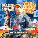 Bigg Mike - Young Boss Hogg mixtape cover art