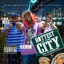 Bigg Mike & Rambo - Hottest In The City (No Fumbles) mixtape cover art